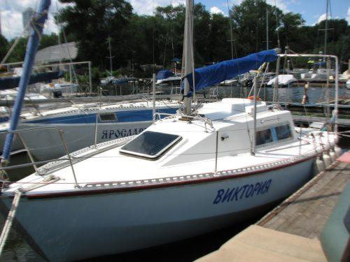 яхта Виктория днепропетровск viktoriya (1)