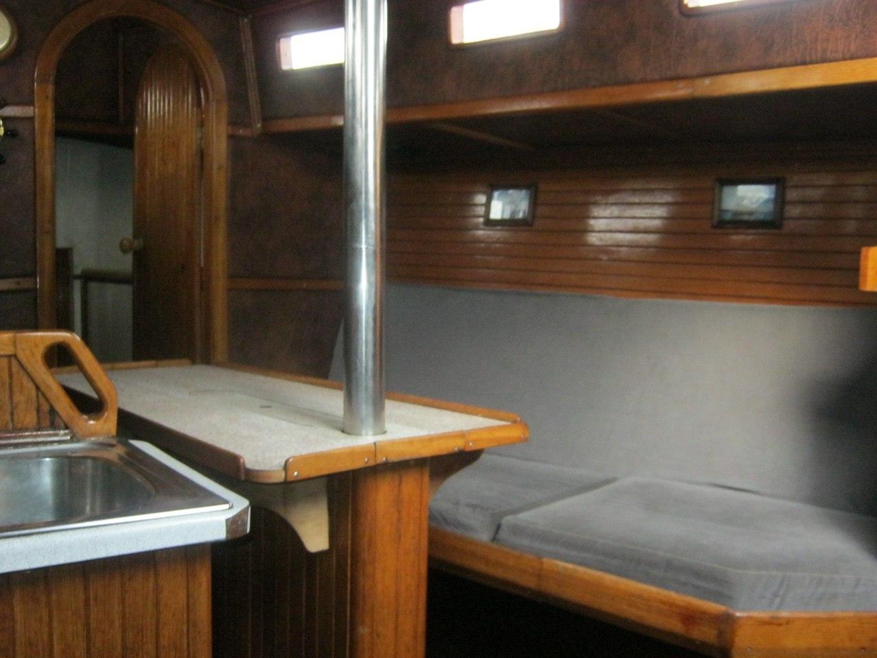 Парусная яхта Цементал Днепропетровск  (5)