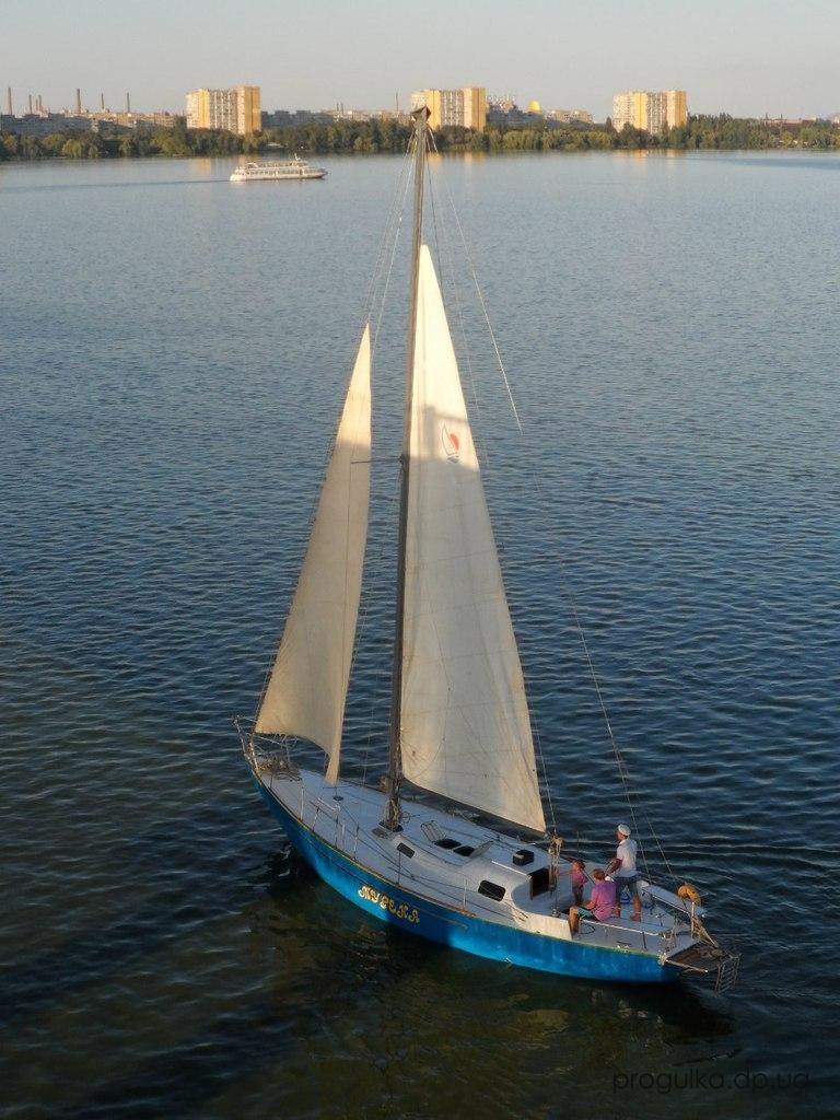 яхта мурена Днепропетровск   (2)