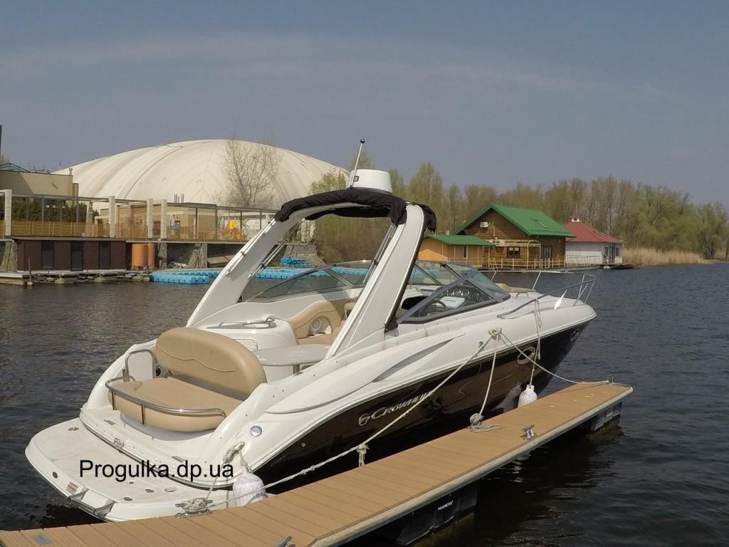 Аренда катера Crownline 280 CR   Днепропетровск (1)