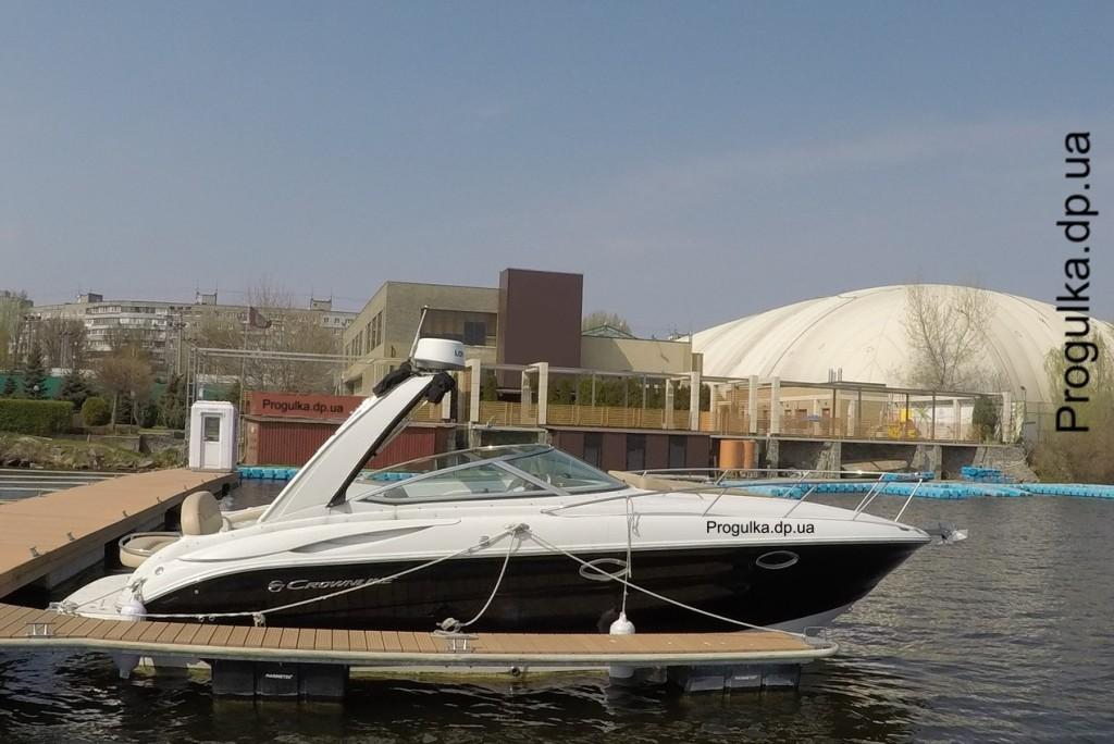 Аренда катера Crownline 280 CR   Днепропетровск (2)
