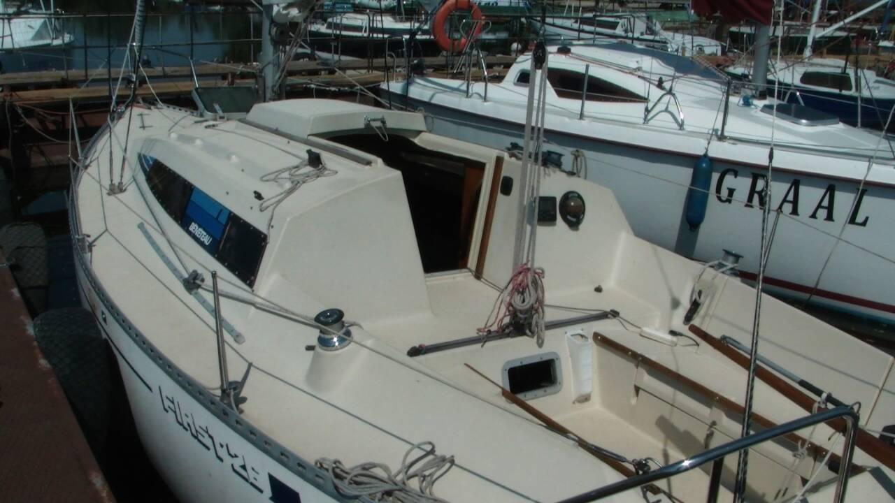 аренда яхты Notre в Днепропетровске (6)