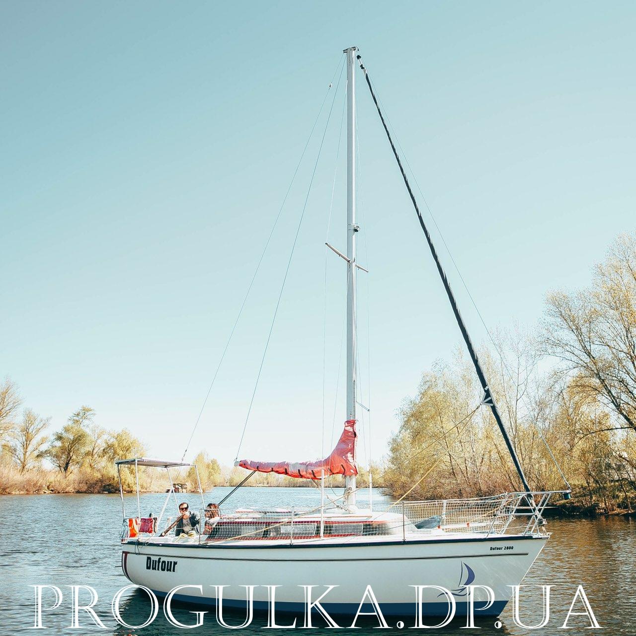 Яхта Дюфур 3