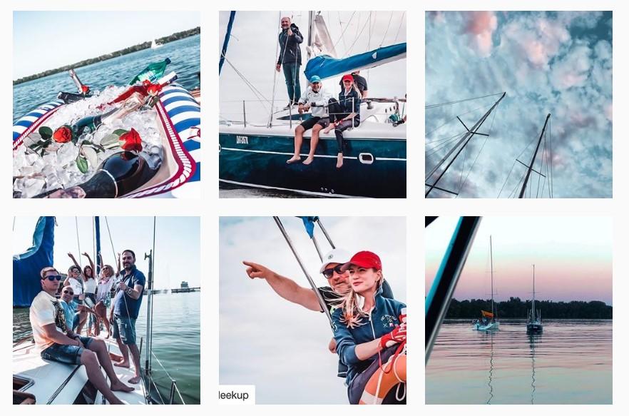 Twister 33 Аренда яхты в Днепропетровске  6