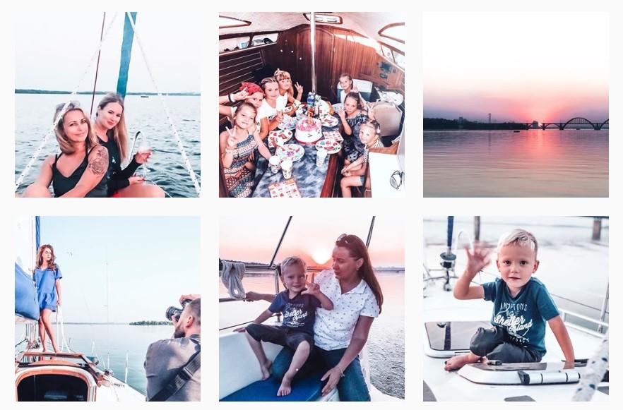 Twister 33 Аренда яхты в Днепропетровске  7