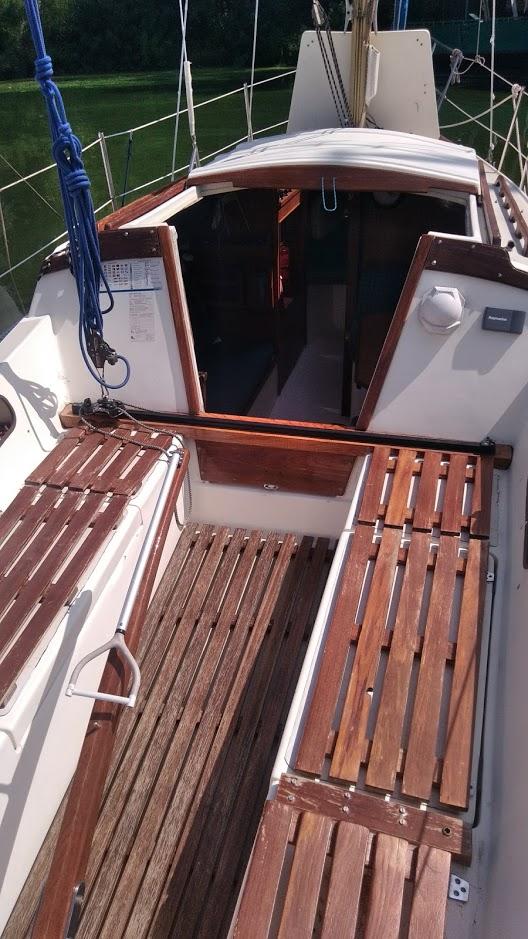 Прогулка на яхте Сторми  Днепр (3)