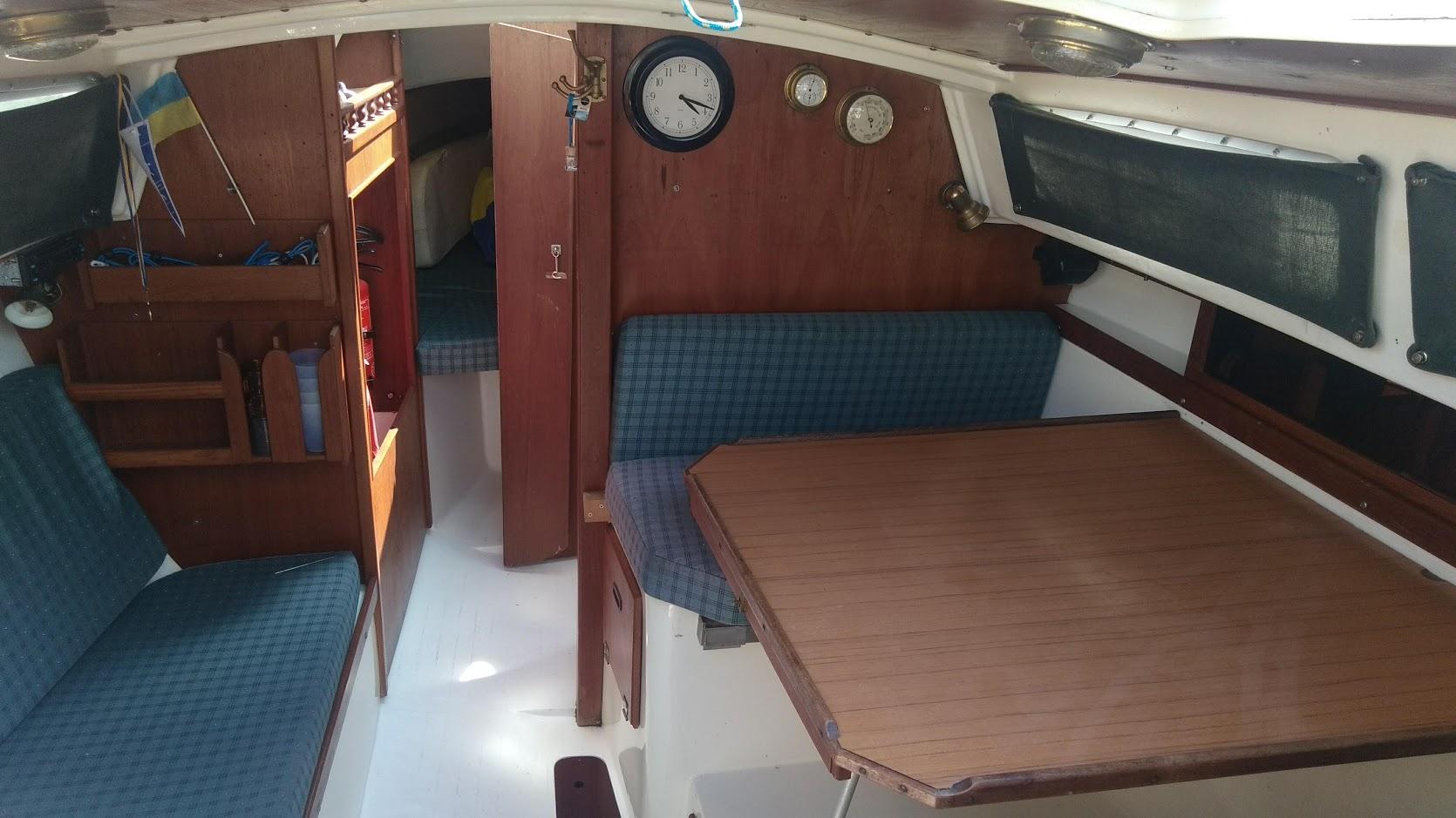 Прогулка на яхте Сторми  Днепр (7)