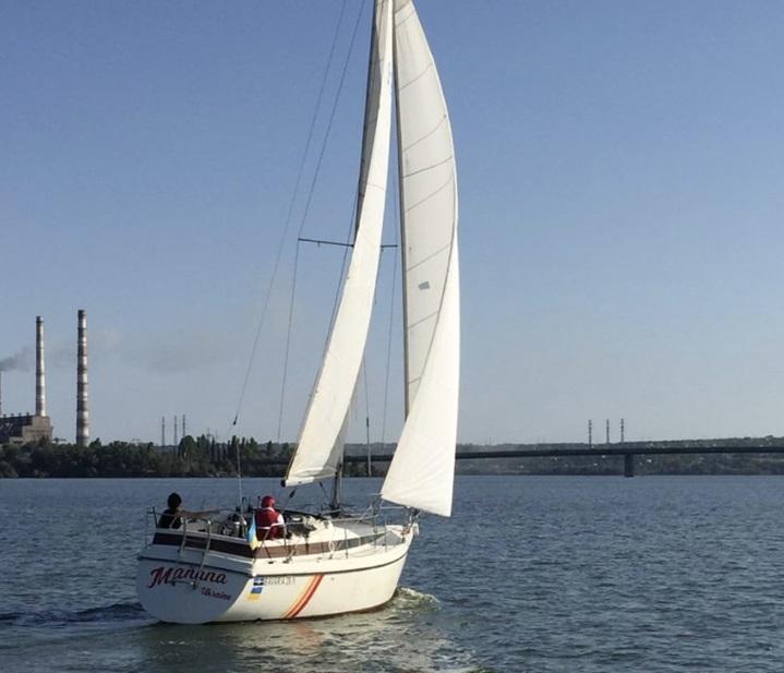 яхта бавария 29